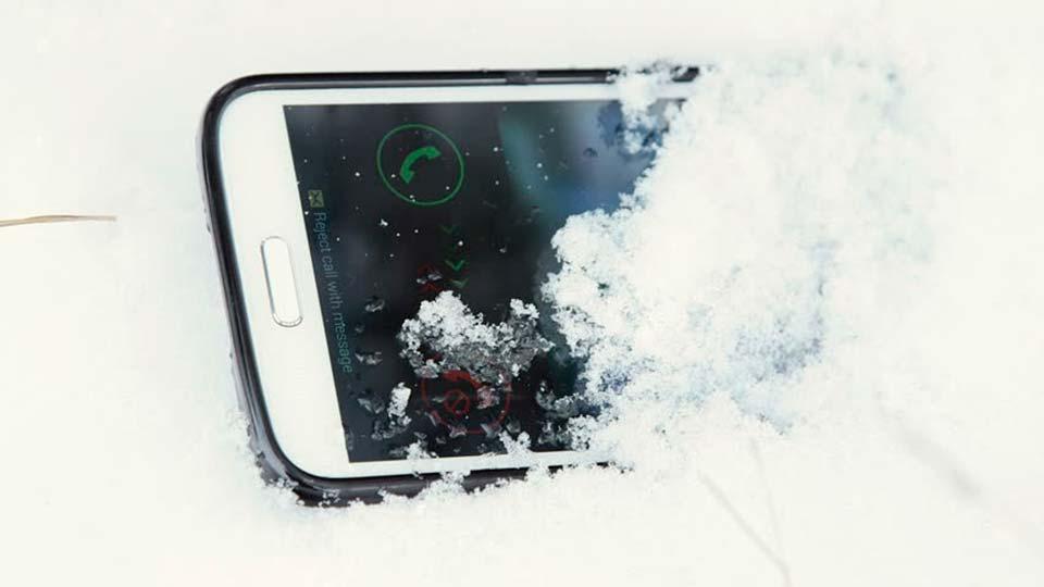 Взрыв смартфона